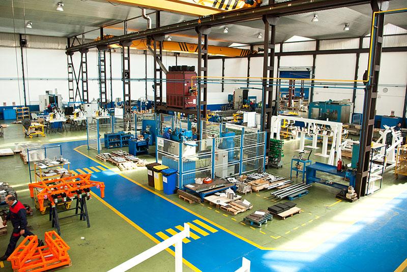 Faymasa - Mecanizado e ingeniería de precisión - Palencia