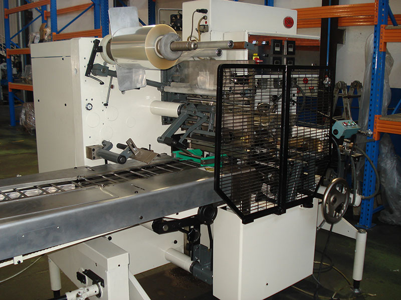 Retrofitting packaging machine