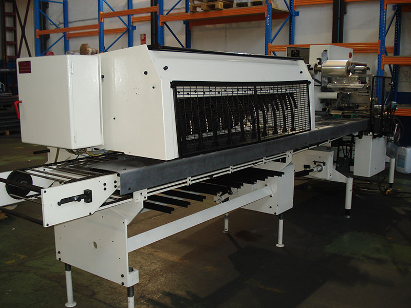Retrofitting case packer